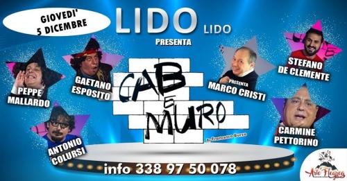 Cab & Muro ed il loro laboratorio di cabaret!