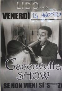Caccavella show AL LIDO LIDO SALERNO   --->>