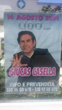 AL LIDO LIDO IL MAGO GIUCAS CASELLA