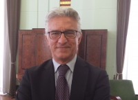 """IL SINDACO DI SALERNO Arch. VINCENZO NAPOLI INCONTRERA' I SOCI DEL CONSORZIO """"Q.S."""" QUALITA' SALERNO IL PROSSIMO 7 OTTOBRE 2015"""