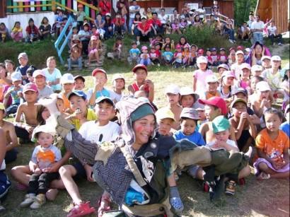 Ygramul in MONGOLIA con GODOT