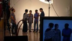 Foto sul Set