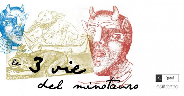Flyer dello spettacolo creato da Silvia Dini Modigliani