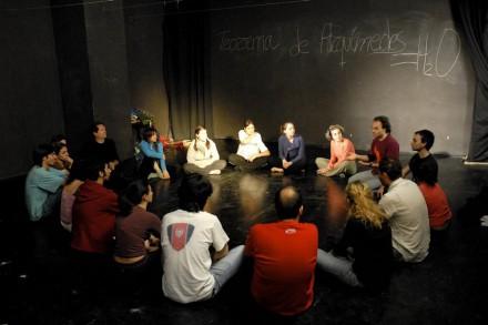 Seminario di EsoTeatro a Granada nel 2006