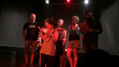 Premio Miglior Regia al Play Festival