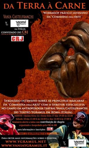 Prossimo Seminario di EsoTeatro in Brasile