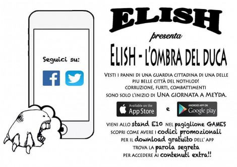 Presentazione ufficiale dell'App a Lucca 2014