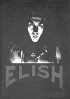Fronte Copertina di ELISH