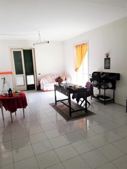 A Sarno, centralissimo appartamento con garage