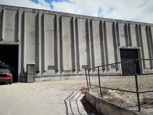 A Lauro di Nola, capannone industriale mq.8.500 con mq.7.000 di spazio esterno