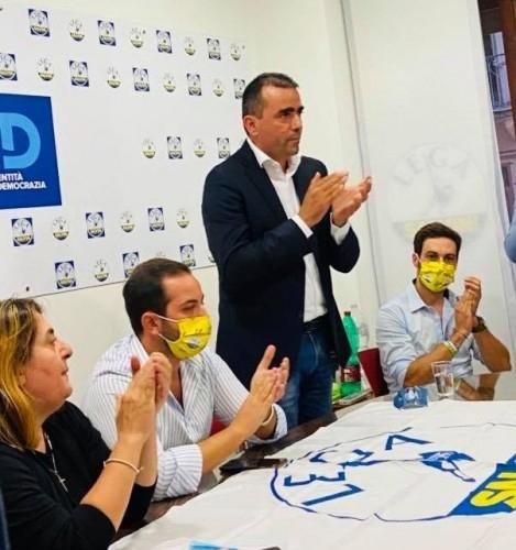 Congratulazioni al neo eletto al consiglio regionale Pierro
