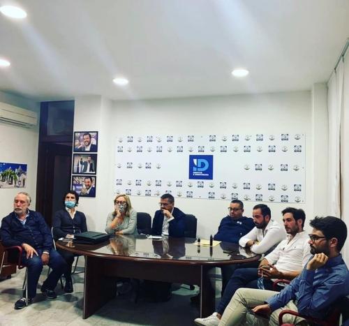 Prima riunione post-elezioni