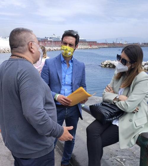 """Incontro con il presidente dell'Associazione """"Oltre il Muro"""" Gaetano Marotta"""
