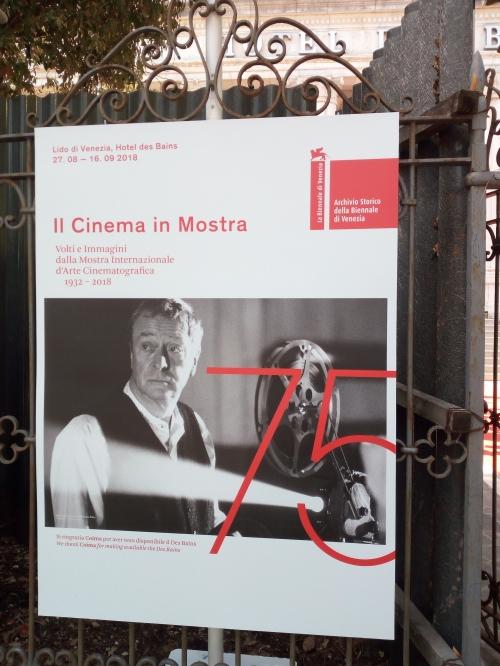 Il Cinema in Mostra -   Volti e Immagini dalla Mostra Internazionale d'Arte Cinematografica 1932 - 2018