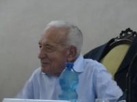 """Gianfranco De Bosio alla presentazione del suo libro: """"La più bella regia. La mia vita"""""""