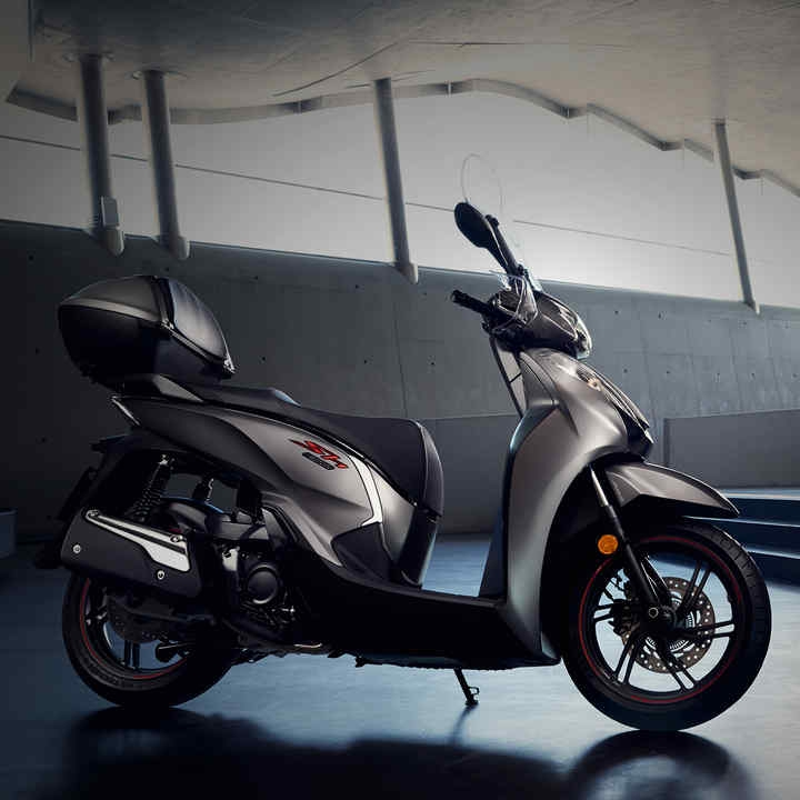 Tagliando Honda SH 300