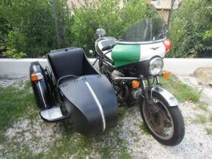 sidecar moto guzzi t3