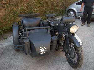 sidecar zundapp ks500