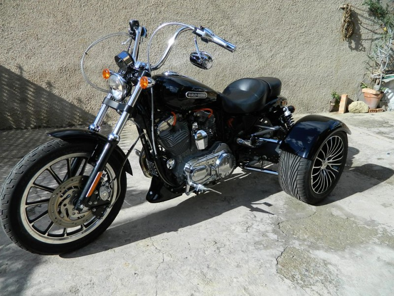 moto trike usate in vendita