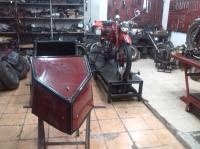 Moto Guzzi Falcone Sidecar