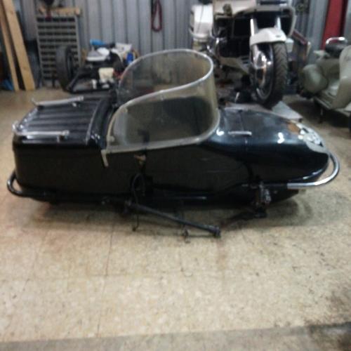 sidecar watsonian
