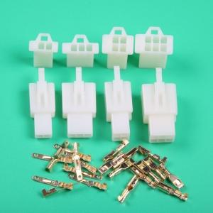 Kit connettore serie 110 colore bianco  2 vie