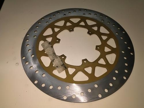Disco freno NSR125