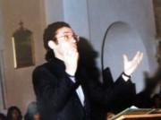 Mons. Sebastiano Sanguinetti (Direttore del coro negli anni del suo apostolato a Orgosolo)
