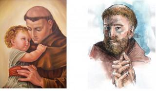 Sant'Antonio di Padova - San Francesco d'Assisi