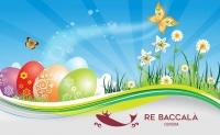 Pasqua al RE BACCALA'