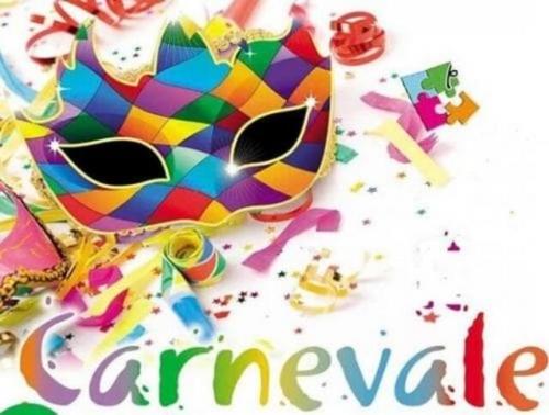 *** FESTA di CARNEVALE -MARTEDI' 25 FEBBRAIO- all'Osteria del RE ***