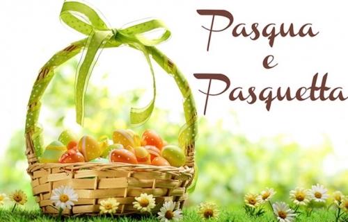 *°* PRANZO di PASQUA & PASQUETTA al Re Baccalà *°*