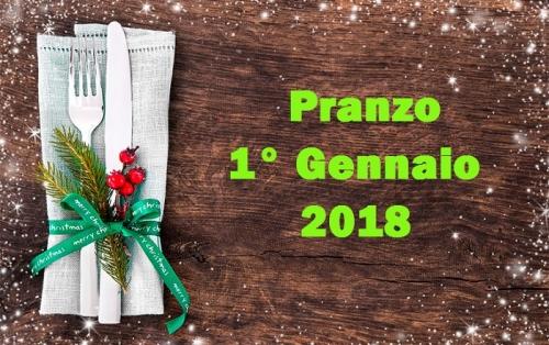 PRANZO di CAPODANNO 2018 al Re Baccalà