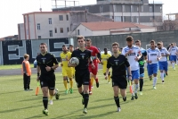 Battipagliese - Sant'Agnello 0-0