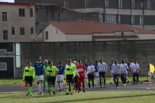 21^giornata: Battipagliese - Sant'Agnello 1-2