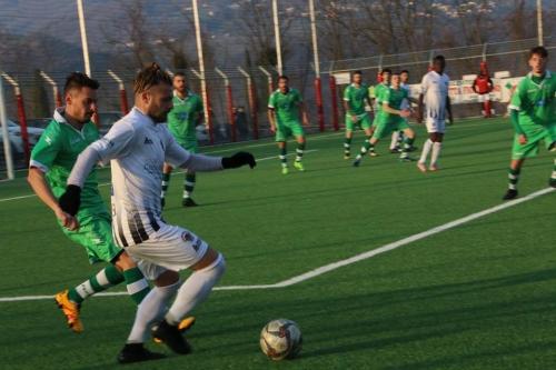 22^giornata: San Tommaso - Battipagliese 2-1