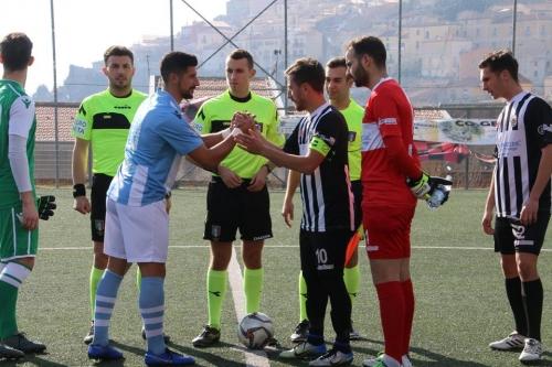 25^giornata, Battipagliese - A. Cervinara 0-3