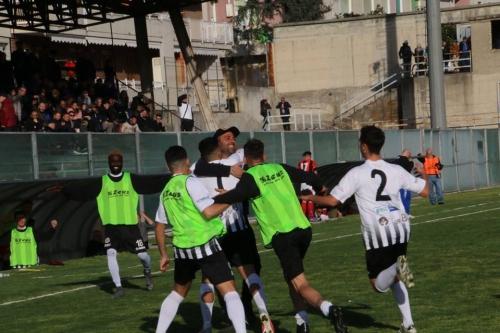 26^ giornata: Palmese - Battipagliese 3-3