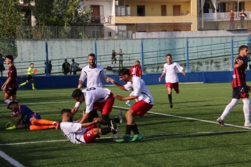 1^ giornata: Castel San Giorgio - Battipagliese 1-1
