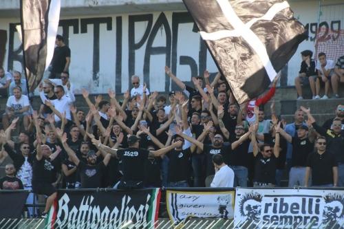 6^ giornata: Battipagliese - Scafatese 1-1