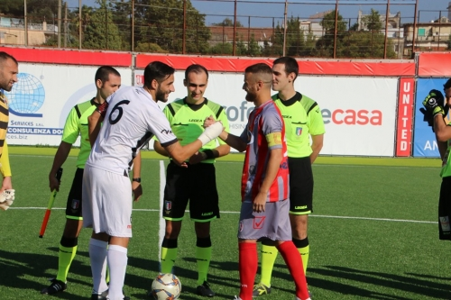 7^giornata: Angri - Battipagliese 1-1