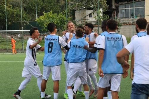 9^ giornata: Sant'Agnello - Battipagliese 1-4