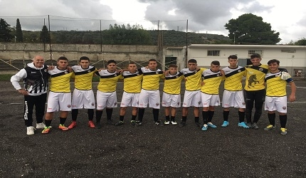 Under17, Battipagliese - Virtus Belsito 1-0