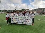 """Esordienti al secondo posto nel trofeo """"Planet"""" a Battipaglia"""