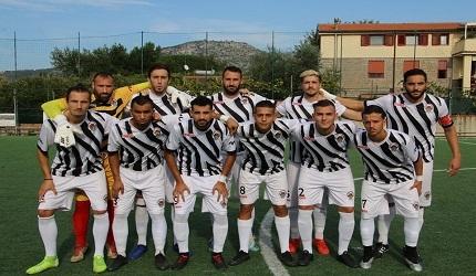 Sant'Agnello - Battipagliese 1-4: tabellino e cronaca