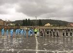 Juniores, Centro Storico - Battipagliese 3-0