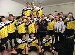 Under17, Torrione - Battipagliese 2-7
