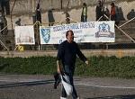 """Dopo gara. Il presidente Pumpo: """"Chiedo scusa a tutta la tifoseria!"""""""
