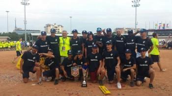 La squadra Under 18 della Franchigia Parma