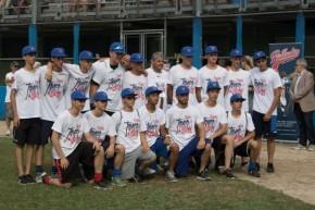 La selezione della Senior League del Veneto